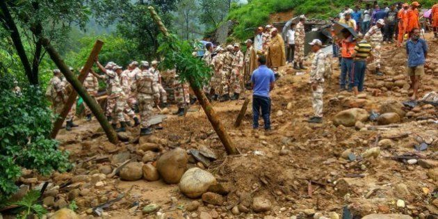 Uttarakhand Cloudburst Death Toll Rises To 16, Rescue Operations