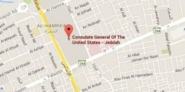 Suicide Bomber Attacks US Consulate In