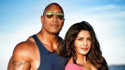 Priyanka Chopra Looks Stunning In This New 'Baywatch' Motion
