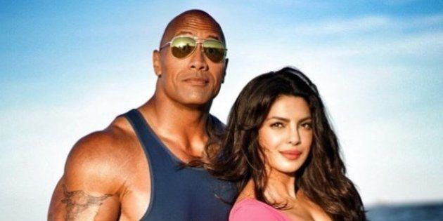 Priyanka Chopra Looks Stunning In This New 'Baywatch'
