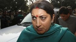 Smriti Irani Moved Out Of HRD Ministry In Modi Govt's Biggest Cabinet
