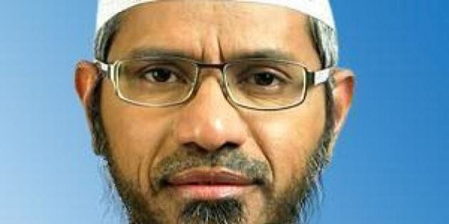 Zakir Naik Thinks That Islamic State Is