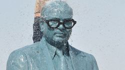 HCU Vice Chancellor Allegedly Removes Ambedkar's Statue From