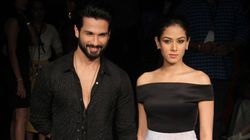 Shahid Kapoor And Wife Mira Kapoor Celebrate One Year Of Wedded