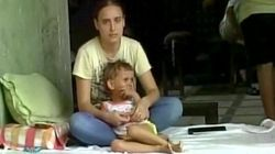 Russian Woman Goes On A Hunger Strike Against Mother-In-Law In