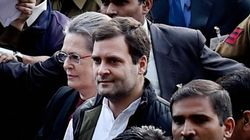 After Massive Hype, Gandhis' First Court Appearance Is Pretty
