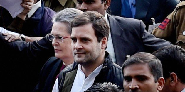 Gandhis' First-Ever Court Appearance Is Pretty Tame After Massive