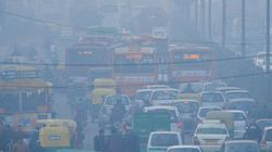 Air Pollution In Delhi Breaches 'Severe'