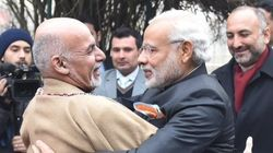 Prime Minister Narendra Modi Gets An Old Friend's Welcome In