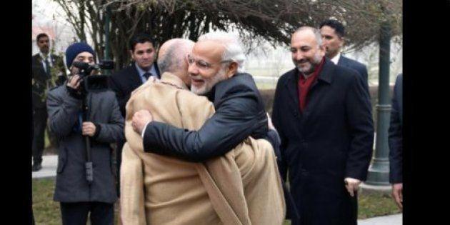 PM Modi To Afghanis: Yaari Hai Iman Mera, Yaar Meri