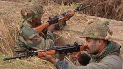 One More Terrorist Shot Down At Pathankot Air
