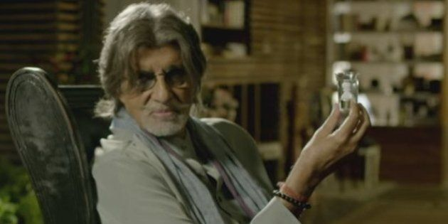 My 'Wazir' Role Is Not Physically Limiting: Amitabh