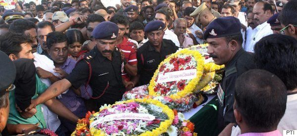 Pathankot Attack: Lt Colonel Niranjan Laid To Rest With Full Military