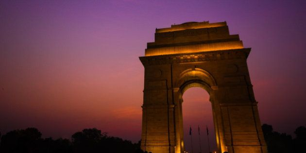 India Gate in New