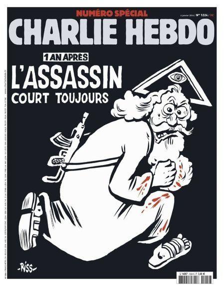 The 'Charlie Hebdo'