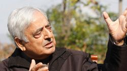 7-Day Mourning In J&K For Late CM Mufti Mohammad