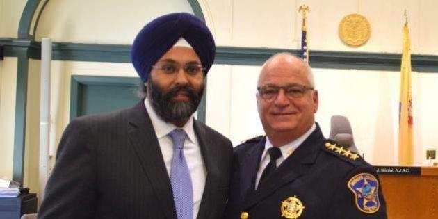 First Sikh-American, Gurbir Grewal, Becomes Top Prosecutor In New