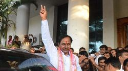 Telangana CM's Lunch With A Colleague Turned Out To Be A Trial For Warangal Heart