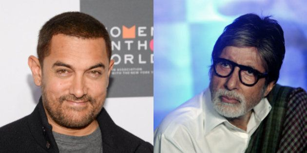 Amitabh Bachchan Has Replaced Aamir Khan As Face Of 'Incredible