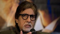 Amitabh Bachchan Injured Himself During The Shoot Of