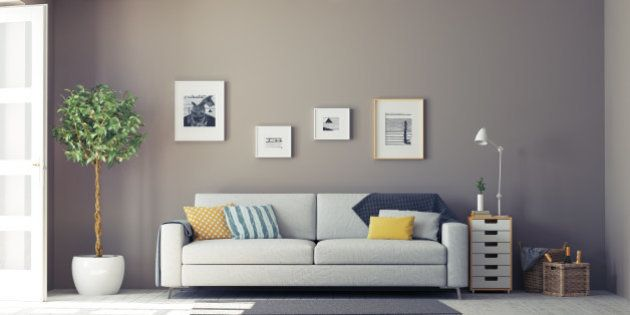 modern interior.3d design