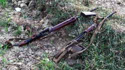Five Maoists Killed In Bihar's Aurangabad