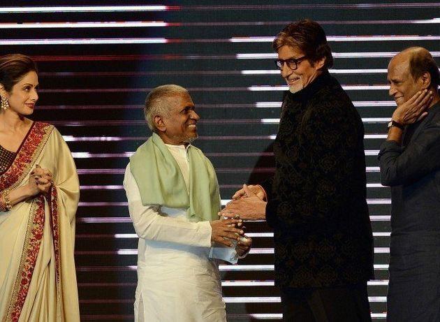 Amitabh Bachchan: 'I Draw My Emotions From Ilaiyaraaja's
