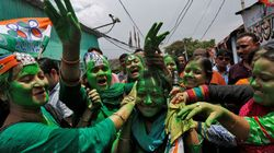 Big Comeback For Mamata, Jaya, BJP Creates History In Assam,