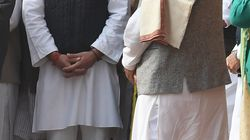 Modi, Rahul Attend Event To Mark Parliament Attack But Don't Speak To Each