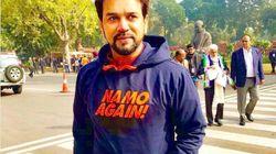 BJP Leaders Are Now Promoting 'NaMo Merchandise' On