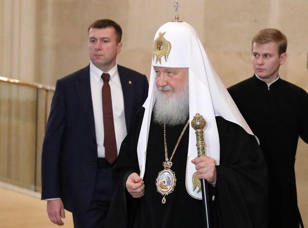 Πατριάρχης Κύριλλος: Ο Αντίχριστος θα μπορούσε να ελέγξει τον κόσμο μέσω του Ίντερνετ και της