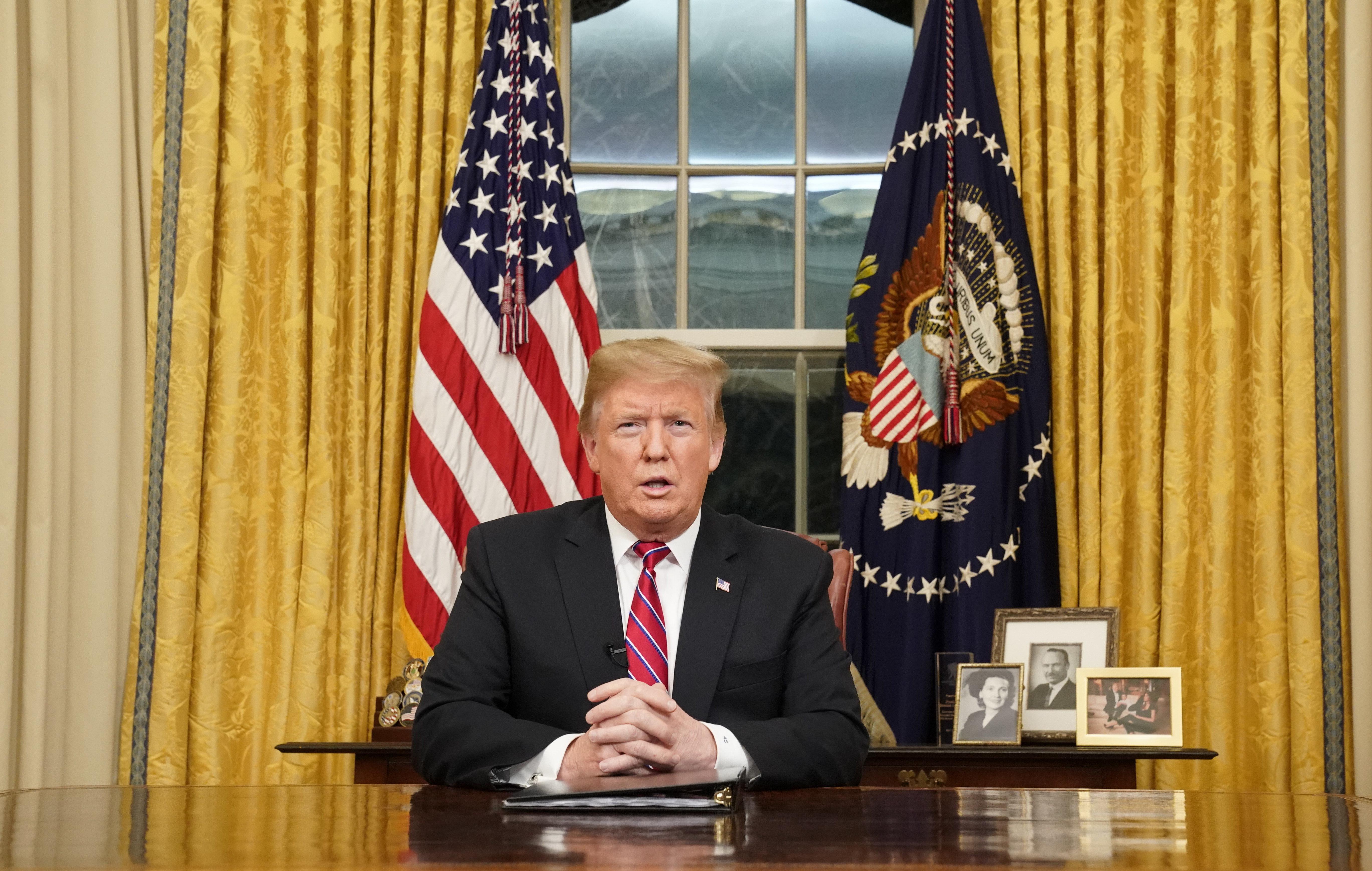 Trump's Border Crisis Is A