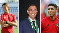 CAF Awards: le football marocain brille à