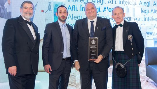 STIRIXIS Group: Παγκόσμιο Βραβείο για το σχεδιασμό του «Emerald Medical Center» στη