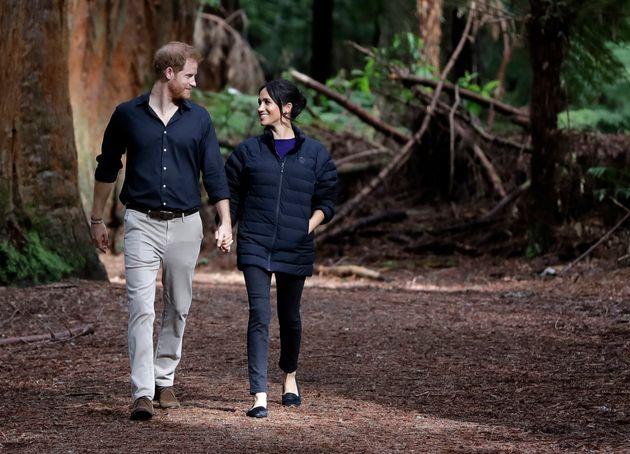 Μέγκαν και Χάρι: Η μυστική «φωλιά» των 2,5 εκατ. στην
