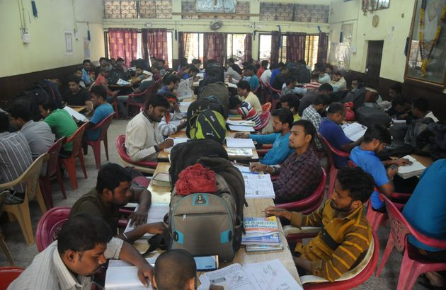 Each day, hundreds of aspirants stream into north Nagpur's public libraries, and prepare for competitive...