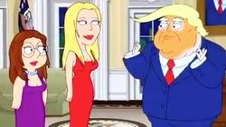 Donald Trump Gets Highly Inappropriate With Ivanka Trump In 'Family Guy'