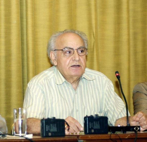 Πέθανε ο καθηγητής κλασικής φιλολογίας Φάνης