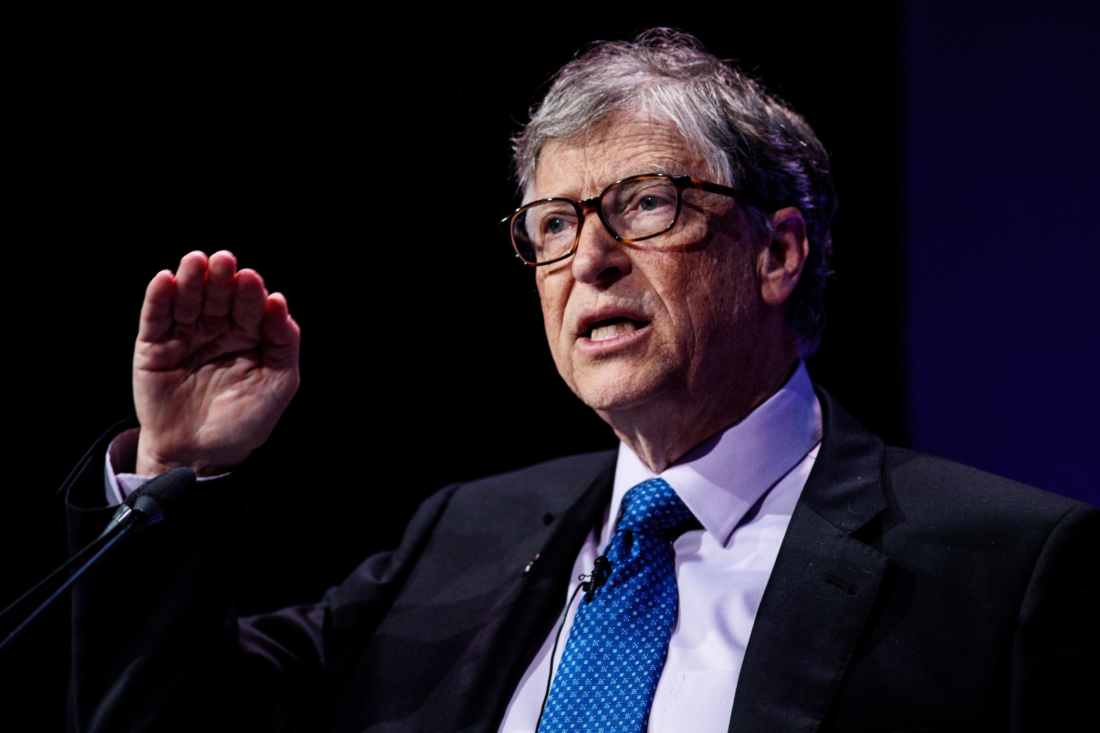 Bill Gates warnt vor Risiken der