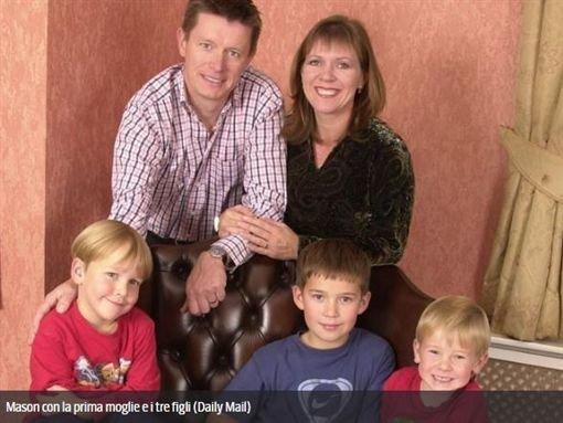 Βρετανός εκατομμυριούχος έμαθε τυχαία ότι οι τρεις γιοι του έχουν άλλο
