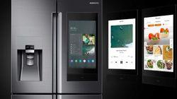 Family Hub: Το ψυγείο που σου λέει τι να ψωνίσεις, τι καιρό κάνει και καλεί