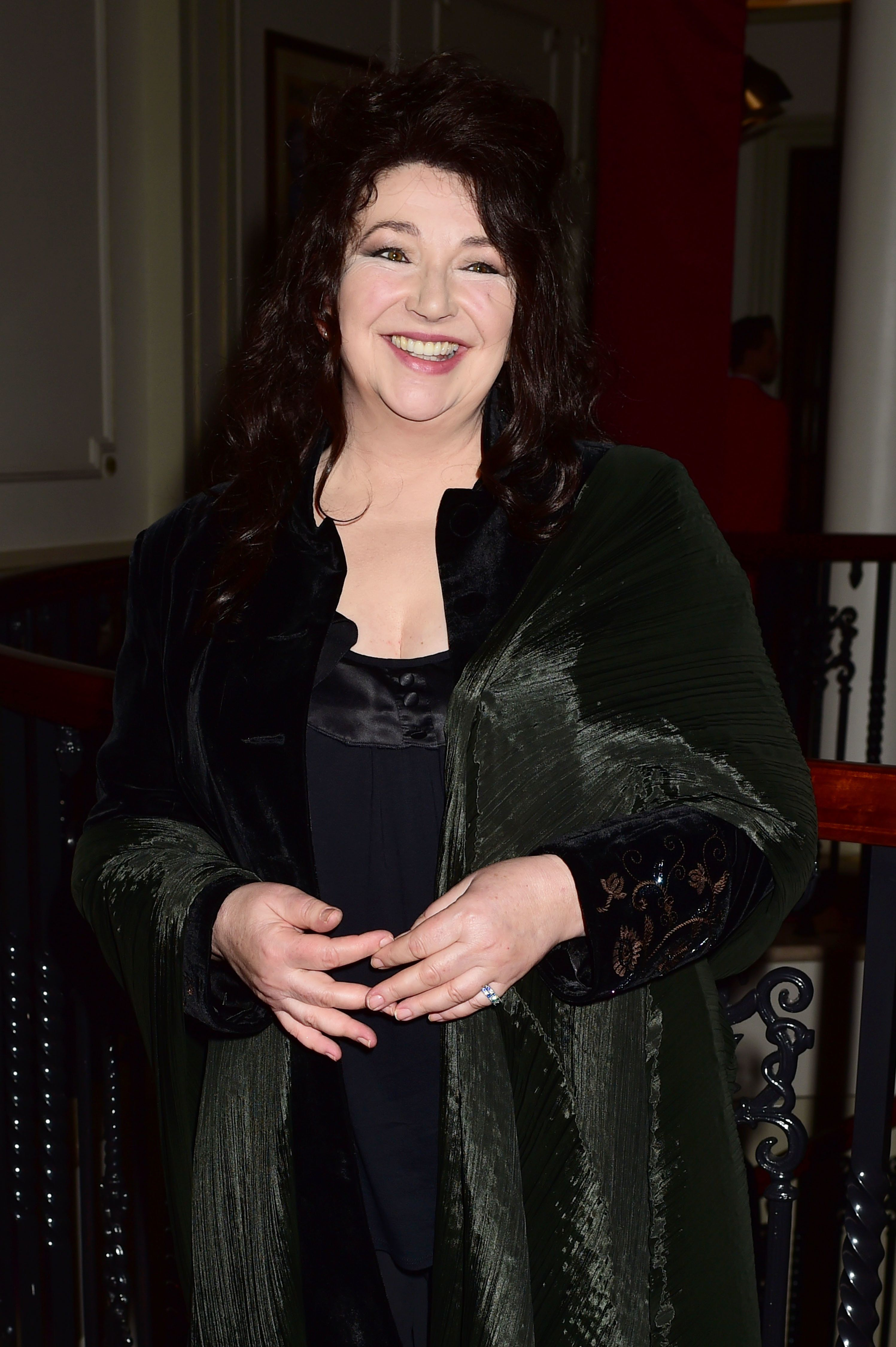 Kate Bush Insists She's 'Not A Tory' As Quotes Praising Theresa May