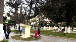 Le Square Port Saïd rénové et dédié aux héros du théâtre
