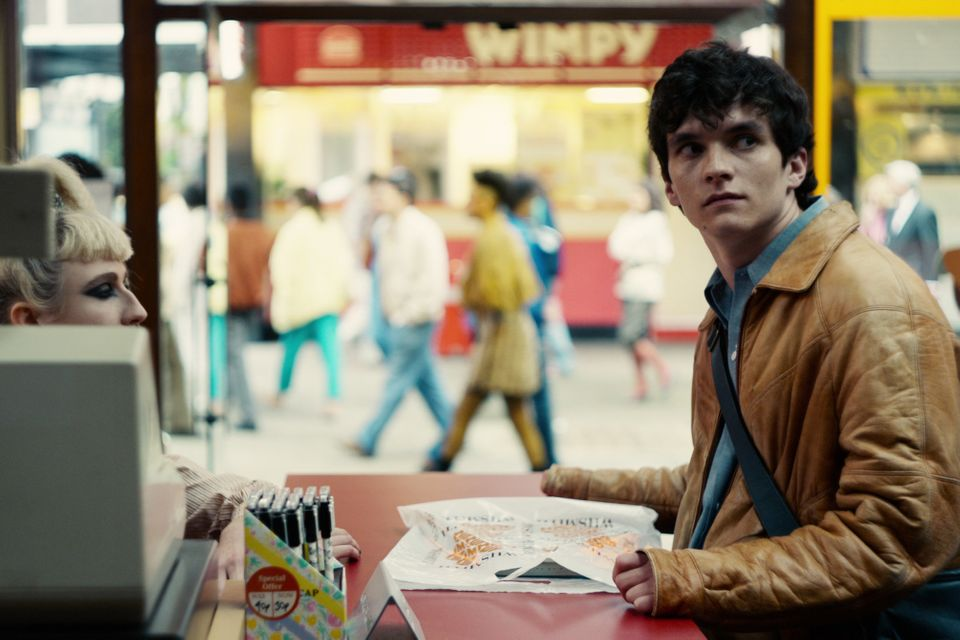 Fionn Whitehead plays Stefan in the game-changing