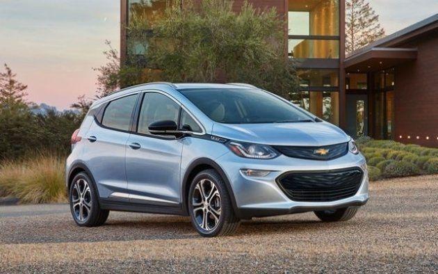 Bolt foi o nome escolhido pela Chevrolet para batizar o modelo 100% elétrico no