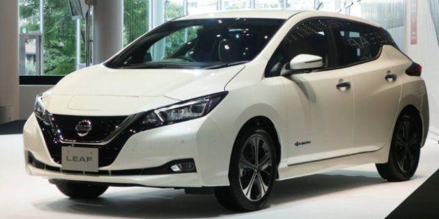 Nissan Leaf é aposta da montadora japonesa para dominar segmento dos carros