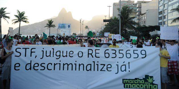 Ativistas pedem retomada do julgamento da descriminalização das