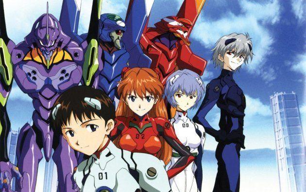 Cena do anime