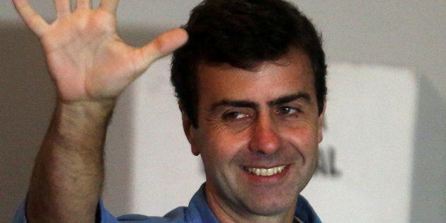 Marcelo Freixo anunciou sua candidatura em sua conta no Twitter nesta quinta
