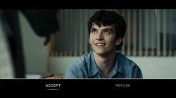 'Bandersnatch': Netflix conta bastidores do filme interativo de Black